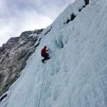 Das Klettern war...