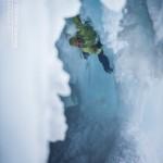 Eisbouldern