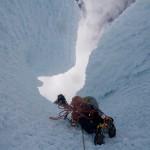 Am ersten Eispilz