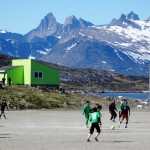 Inuit Fussball